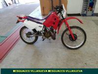 MOTO GILERA GIL TWIN 4V AÑO 1999