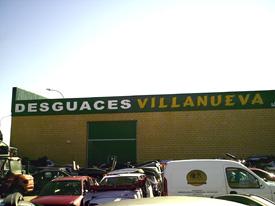 Desguaces Villanueva en Salamanca