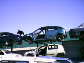 Despiece de coches en Salamanca